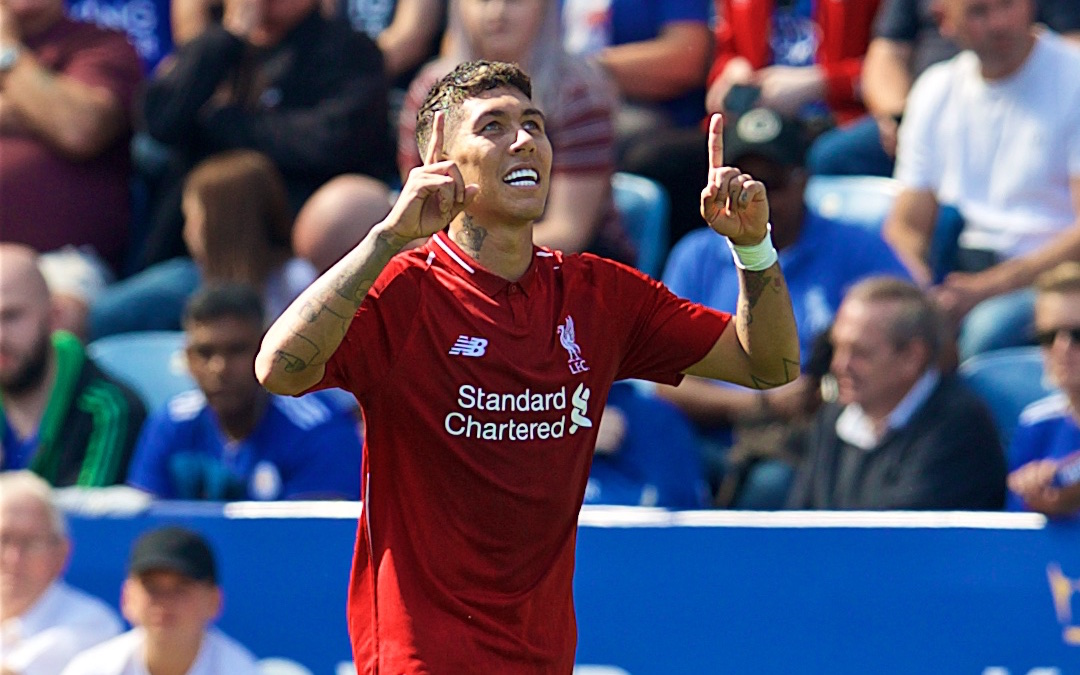 Should Roberto Firmino Be Considered Among The World's Best Forwards?
