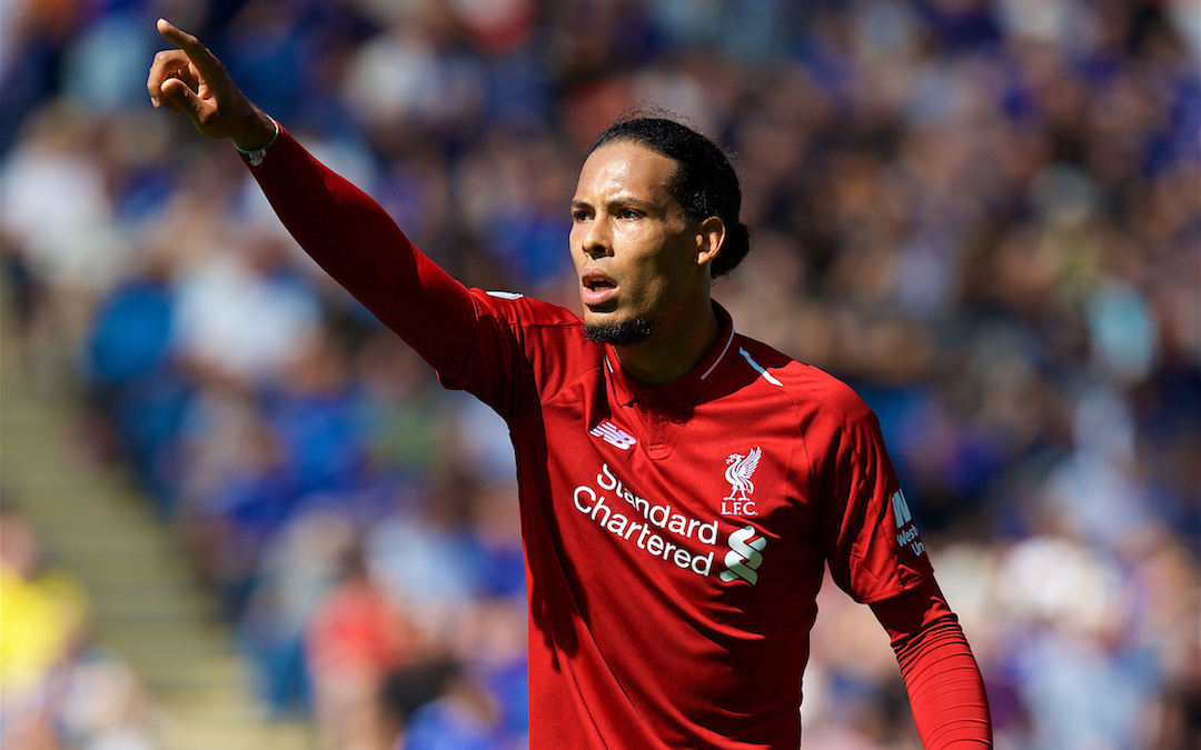 How Virgil van Dijk Has Helped Cure Liverpool's Defensive Ills