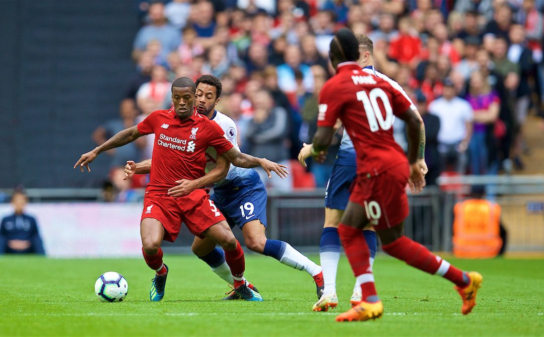 How Gini Wijnaldum Fought The Narrative To Lead Liverpool's Midfield