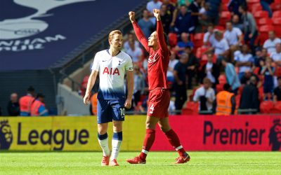 Liverpool-Spurs Gulf Shows How Far The Reds Have Come