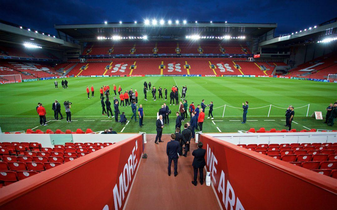 Liverpool v Paris Saint-Germain: Under The Lights