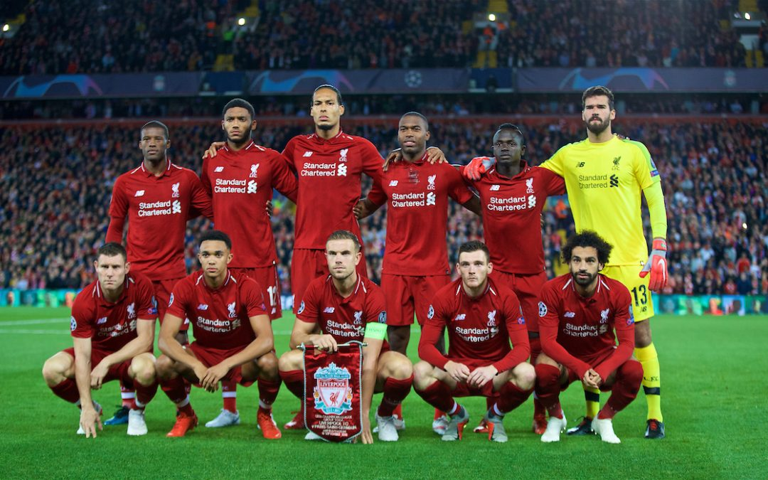 Liverpool, Manchester United And The Concept Of The Strongest 11