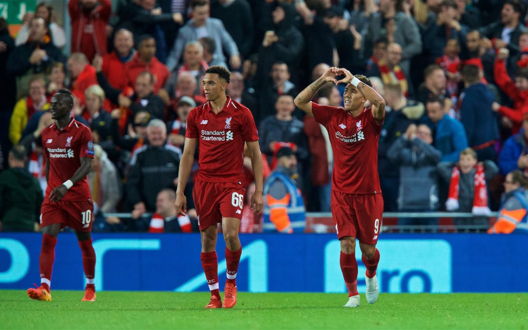 Liverpool 3 Paris Saint-Germain 2: Match Ratings