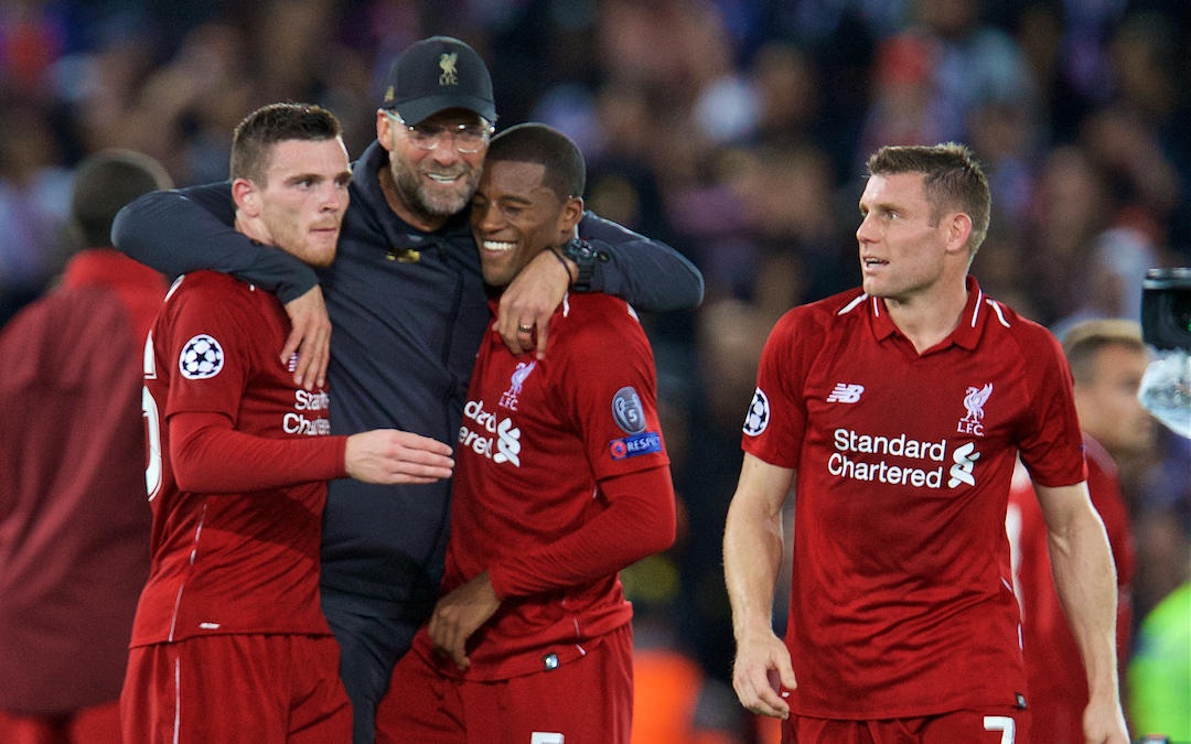 How Klopp's Commitment To Culture Is Reaping Rewards For Liverpool