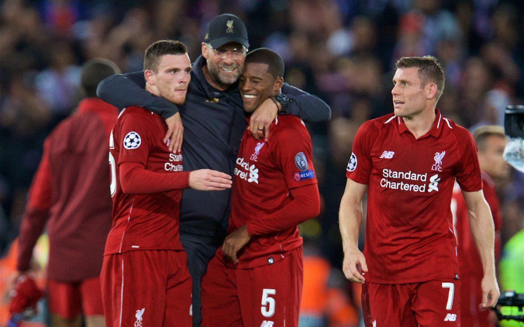 Liverpool 3 Paris Saint-Germain 2: The Post Match Show