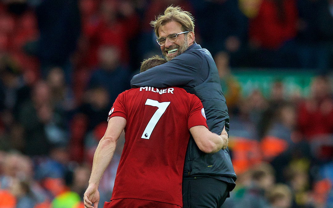 Liverpool Are Already Reaping The Rewards Of Klopp's Careful Squad Building