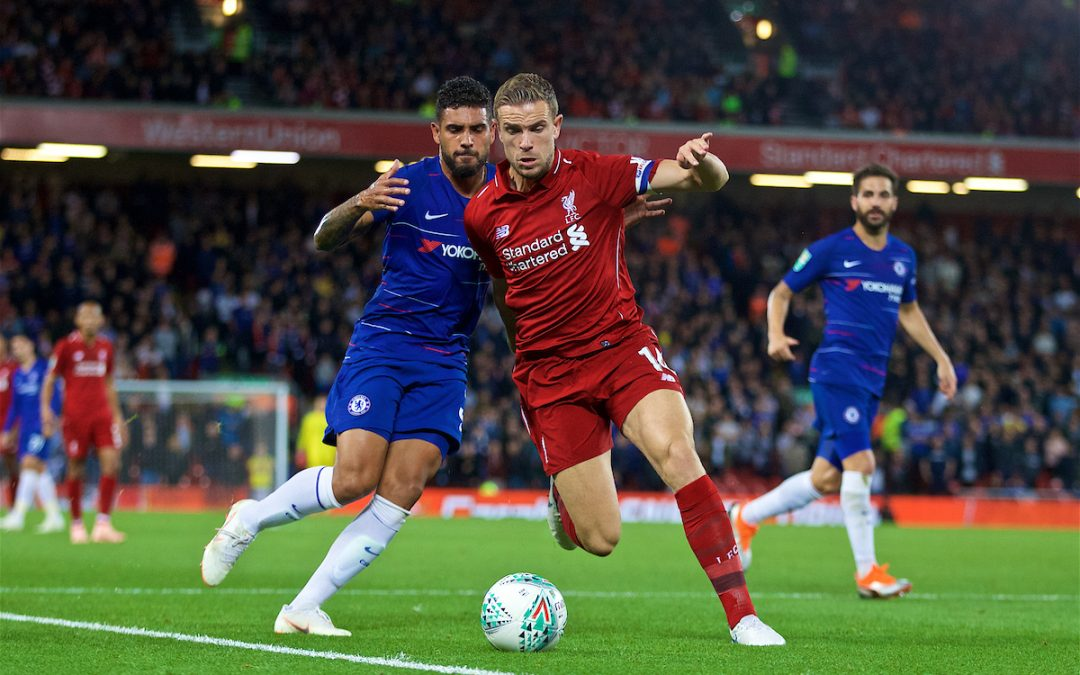 Liverpool 1 Chelsea 2: The Review