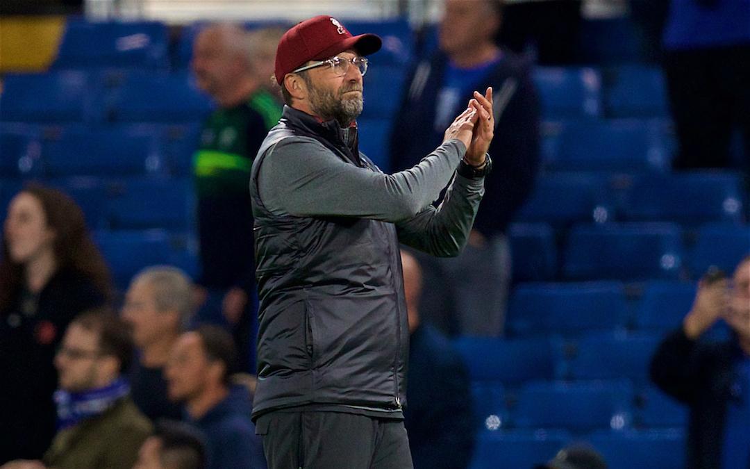 Chelsea 1 Liverpool 1: Are Klopp And Sarri Today's Rafa And Mourinho?