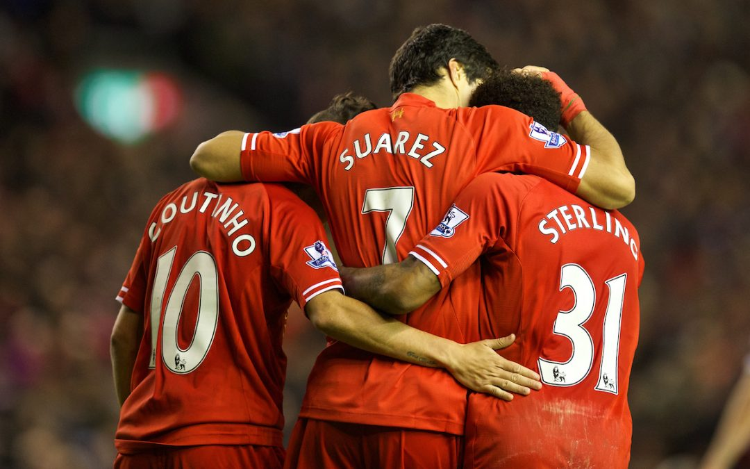 The Greatest: The Best Front Three
