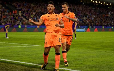 Is Liverpool's Midfield Missing A Creative 'Link' Player?