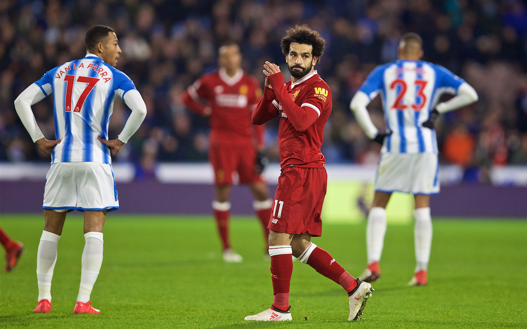 Huddersfield Town v Liverpool: The Big Match Preview