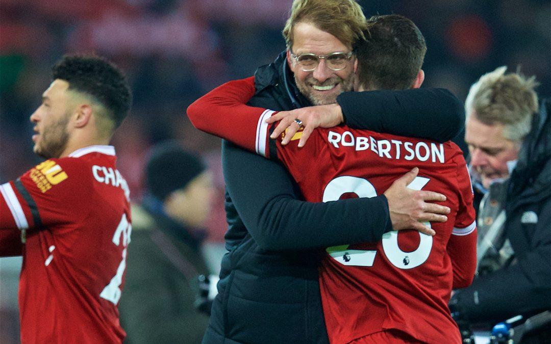 Liverpool v Manchester City: The Team Talk