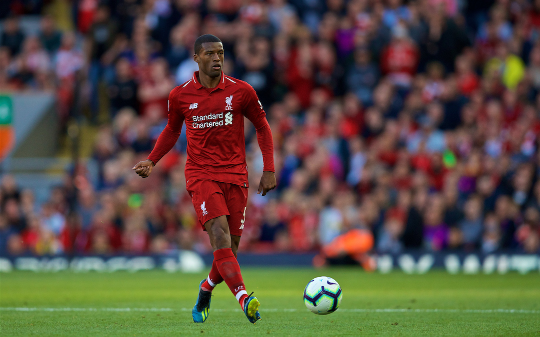 How Gini Wijnaldum Has Exceeded Expectations This Season