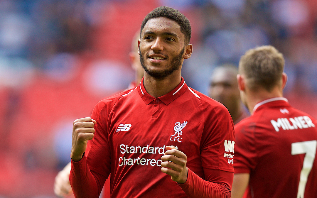 How Joe Gomez Has Broke The Mould To Break Through At Liverpool