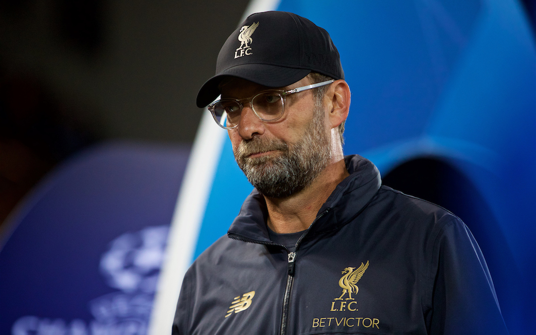 Liverpool v Red Star Belgrade: The Champions League Preview