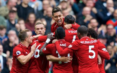 Liverpool Must Use Their Upcoming Fixtures To Cement Title Credentials