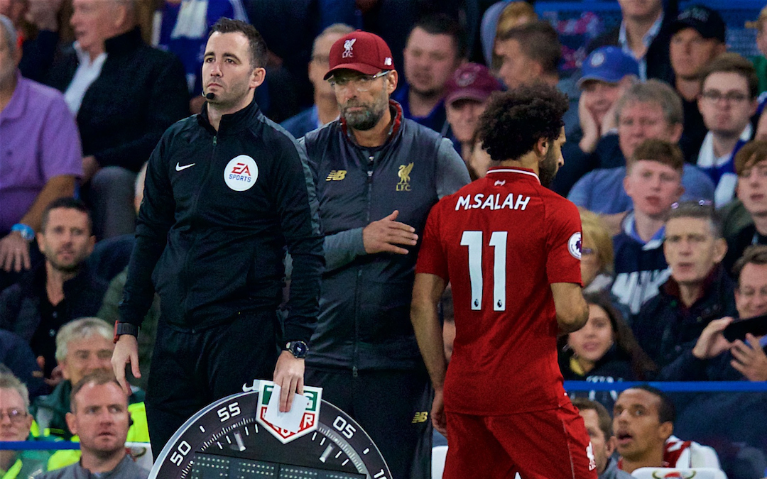 The Fine Line Between Hype And Expectation For Liverpool And Salah