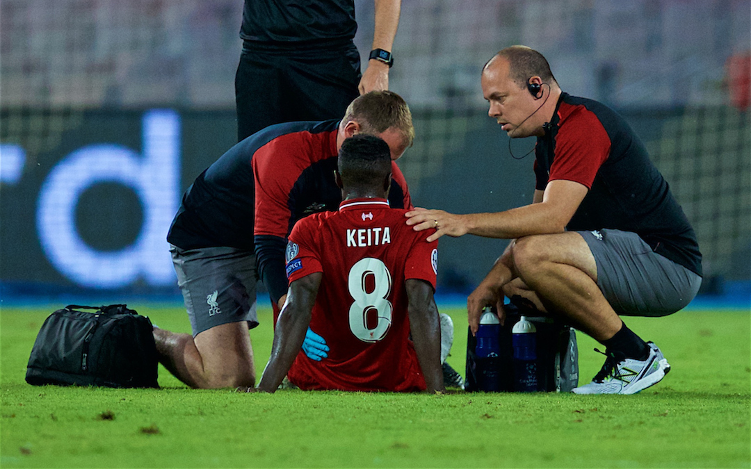Is Liverpool's International Break Injury Record A Cause For Concern?