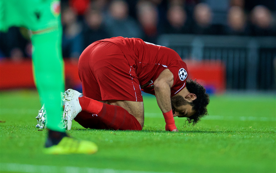 How Mohamed Salah Stole The Hearts Of Liverpool Supporters