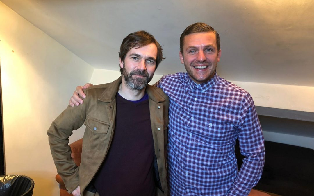 Cup Of Tea: Mark Morriss From The Bluetones