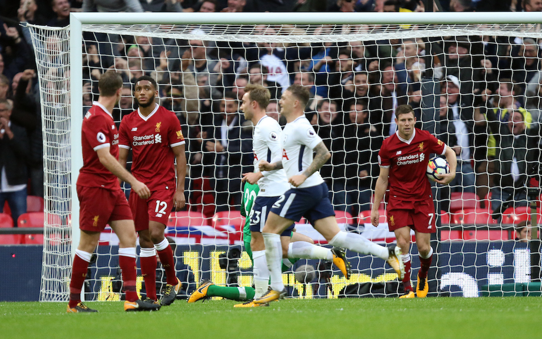Liverpool's Best Defensive Start Ever: What A Difference A Year Makes