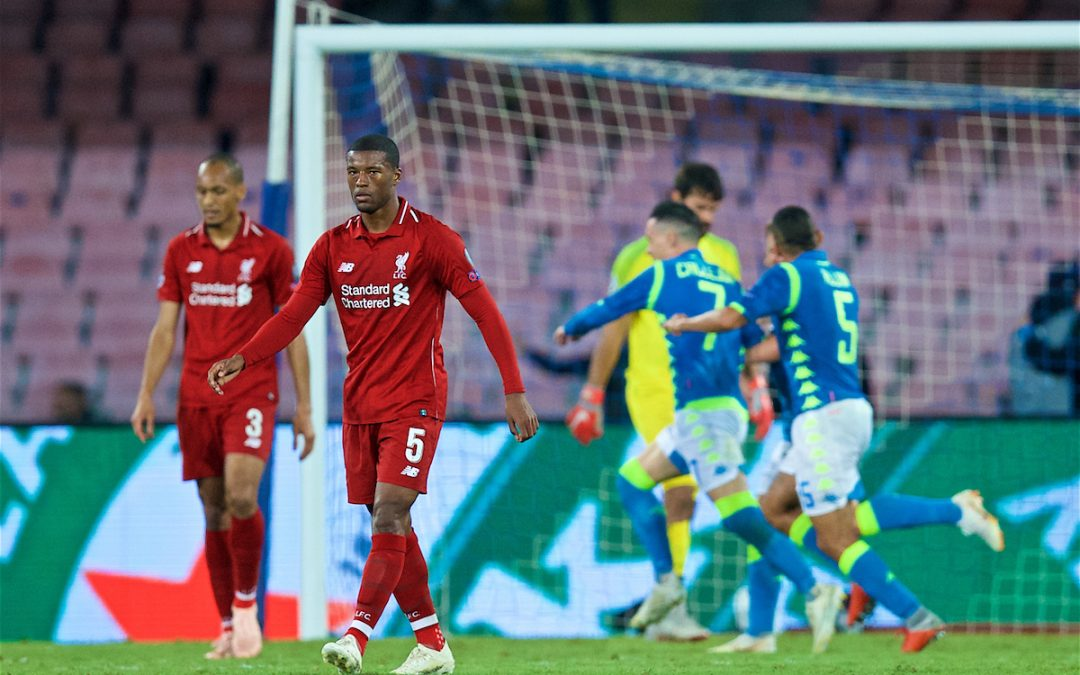 Napoli 1 Liverpool 0: The Post-Match Show