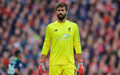 Alisson Becker's Solid Displays Justify The Price Liverpool Paid