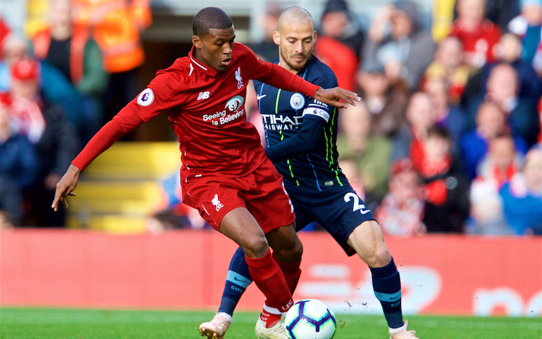 Liverpool 0 Manchester City 0: Match Ratings
