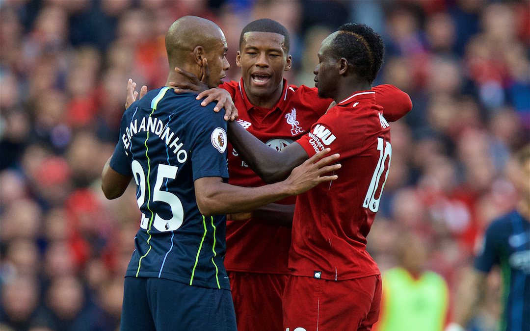 Liverpool 0 Manchester City 0: Match Review