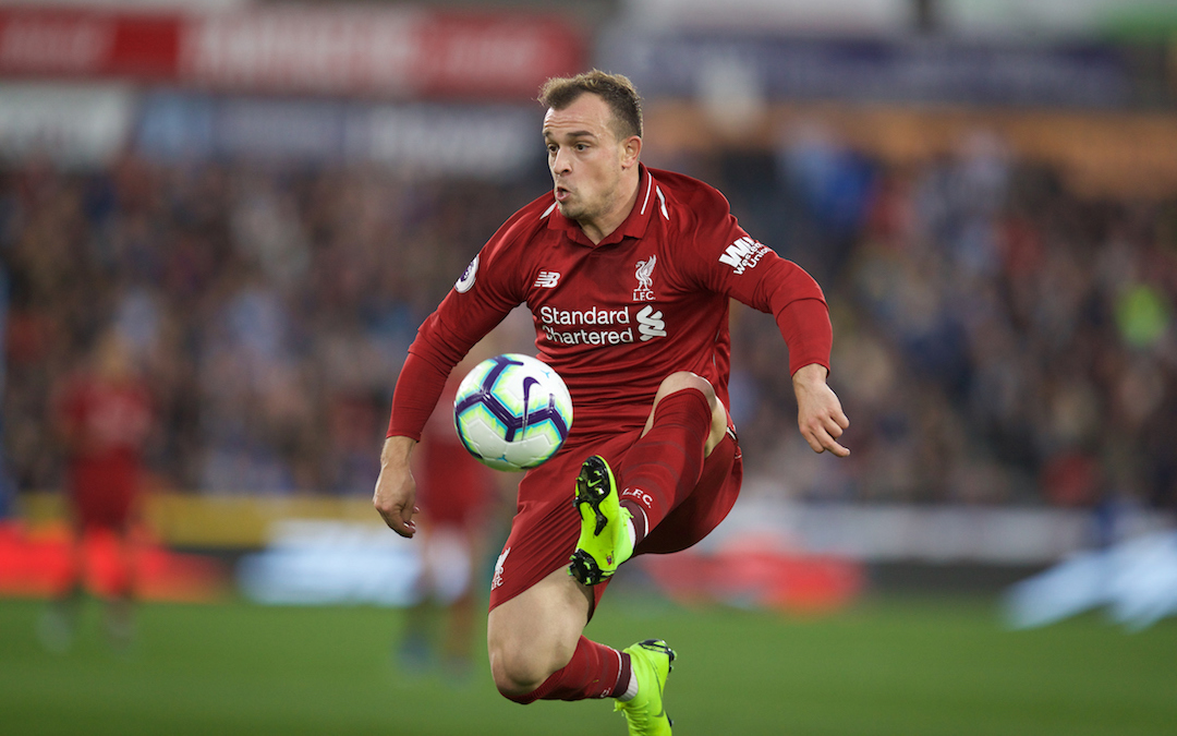 How Xherdan Shaqiri Can Continue To Silence The Critics At Liverpool