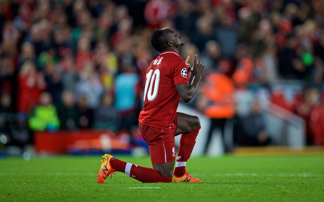 Liverpool 4 Red Star Belgrade 0: Match Ratings