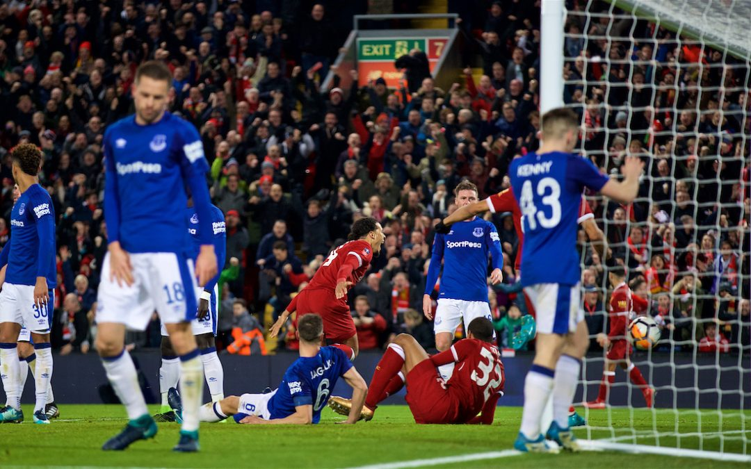 Liverpool V Everton The Shifting Importance Of The Merseyside Derby The Anfield Wrap