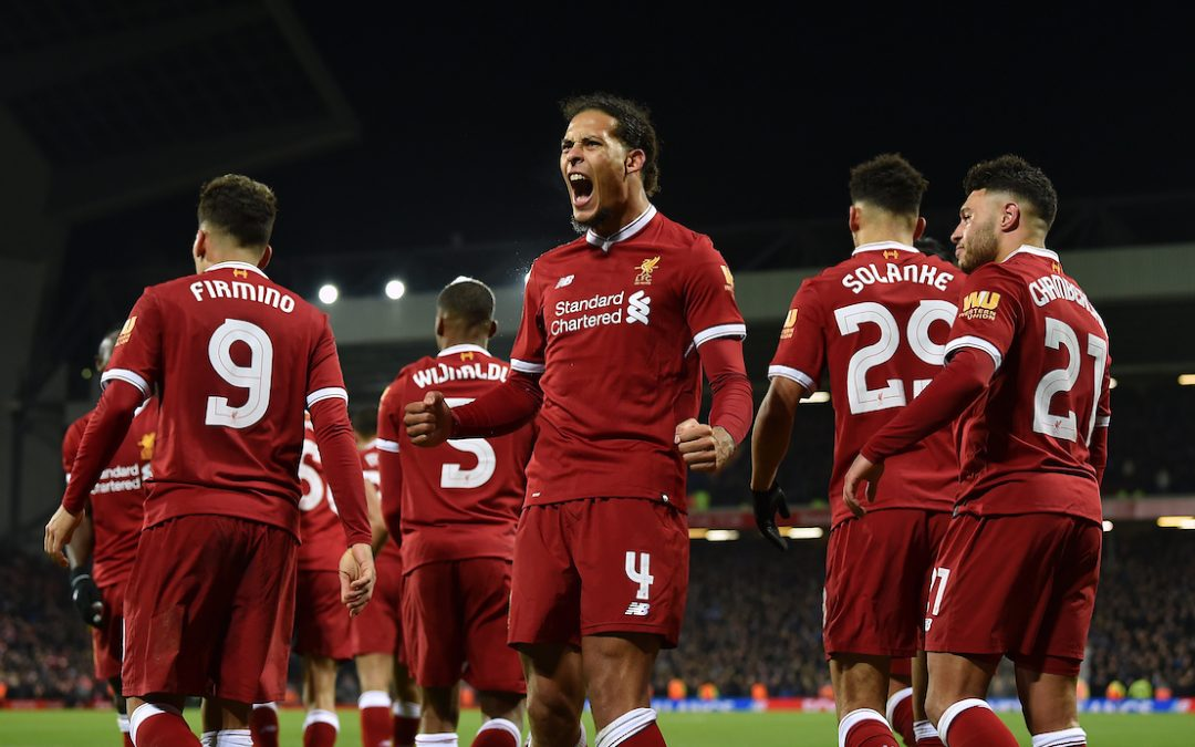 Liverpool v Everton: The Team Talk