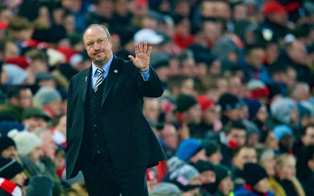 The Coach Home: Rafa's Resurgence Continues At Toon