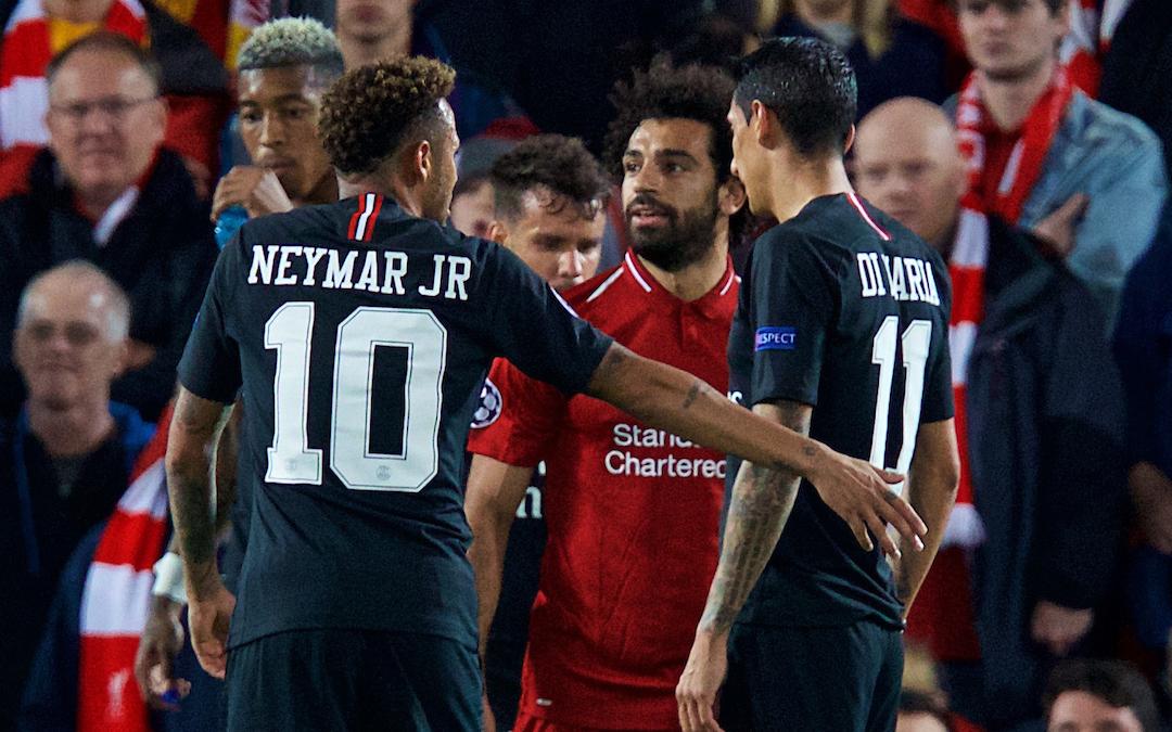 Paris Saint-Germain v Liverpool: The Champions League Preview