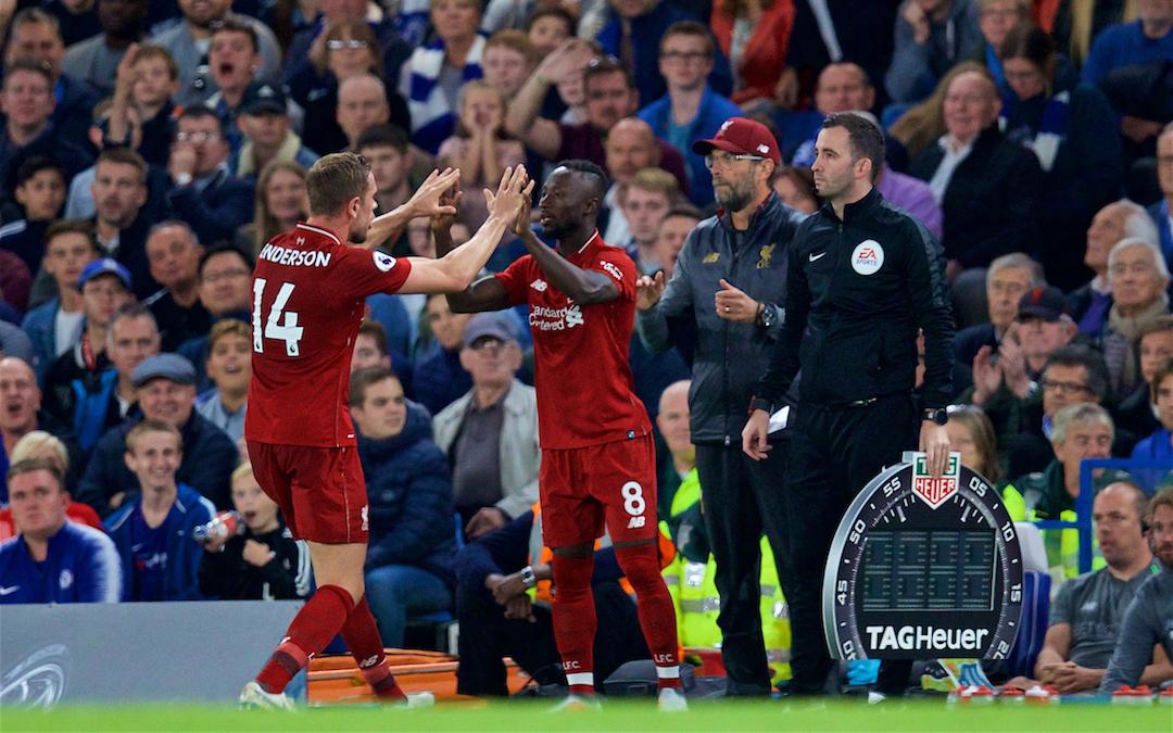 Liverpool v Fulham: The Team Talk