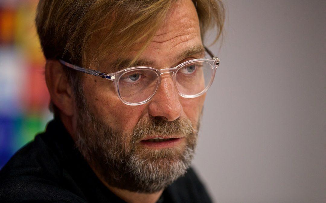 Arsenal v Liverpool: The Team Talk