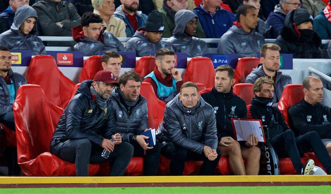 Red Star Belgrade v Liverpool: Under The Lights