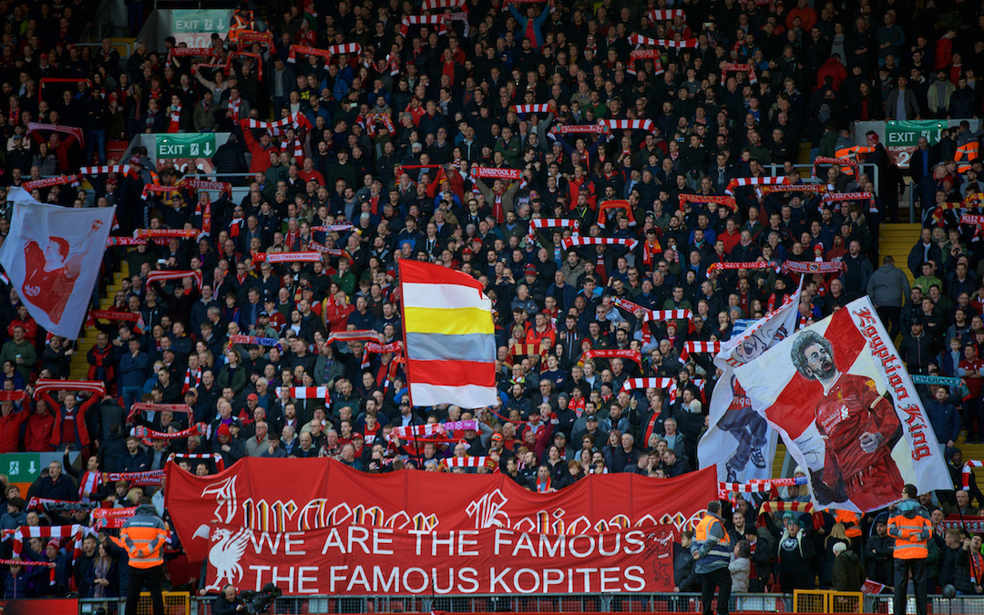 Anfield Is A Fortress Again – But Are We Taking It For Granted?