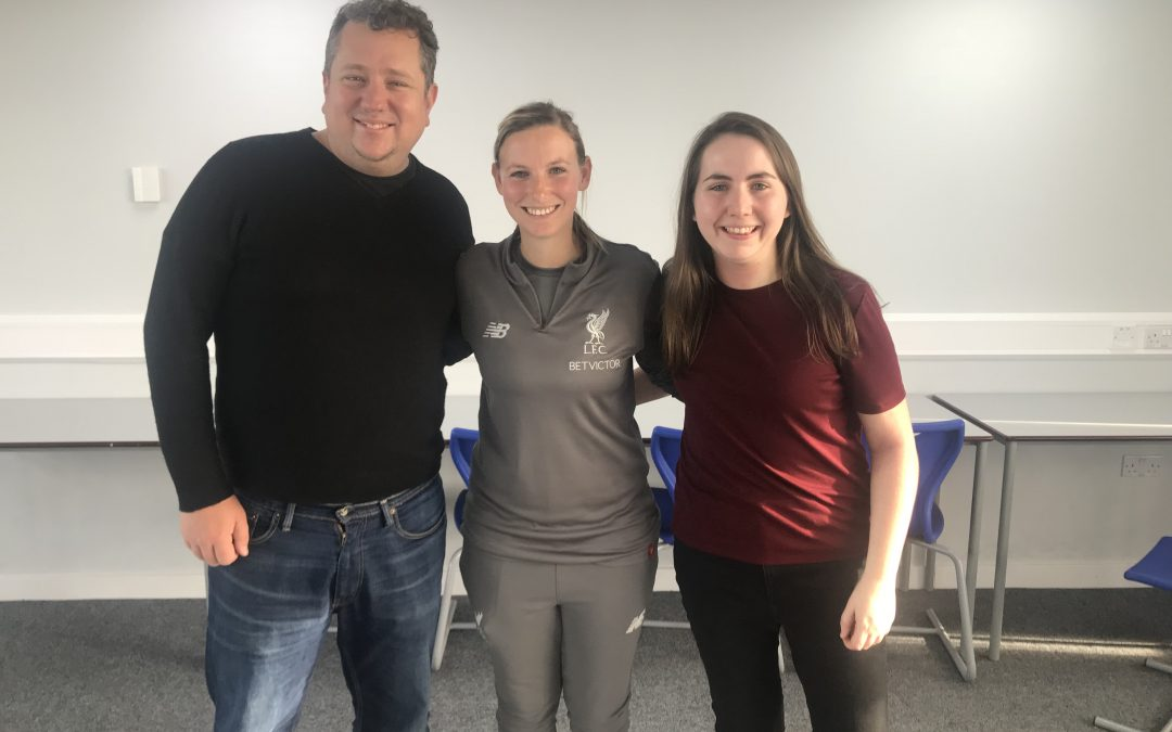 TAW Liverpool FC Women Special: Vicky Jepson