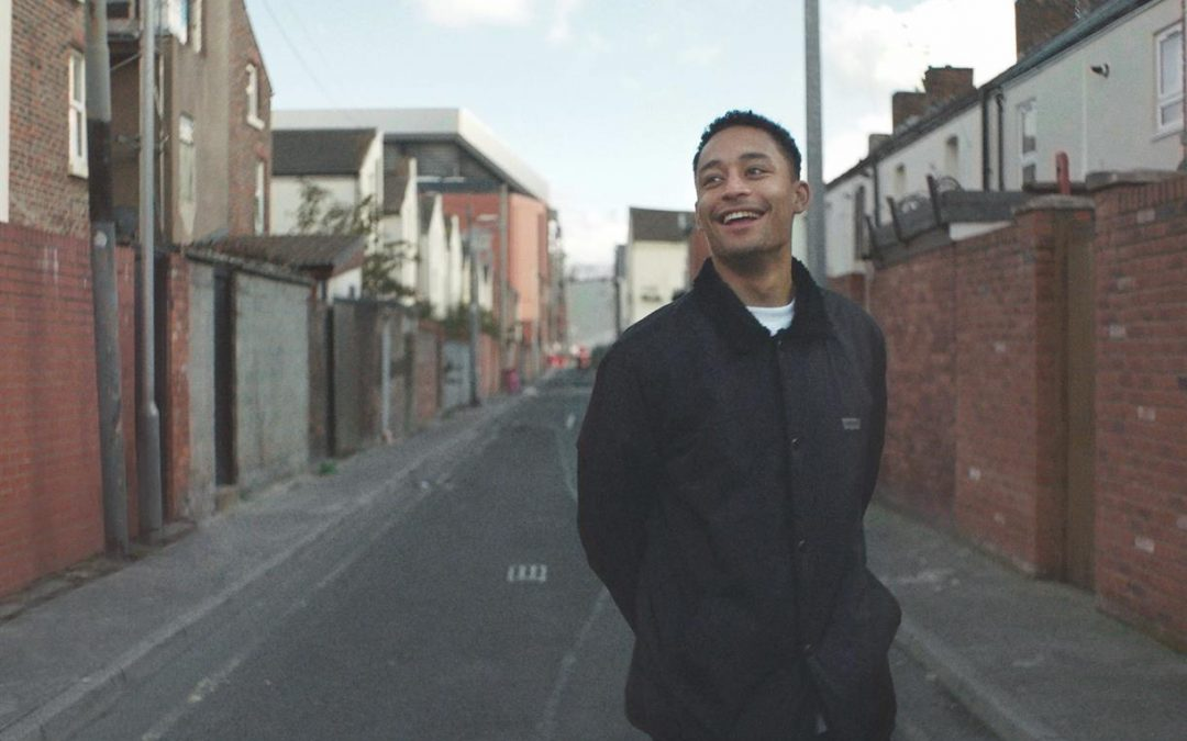 Levi's x Liverpool: The Levi's Music Project w/ Loyle Carner And The Anfield Wrap