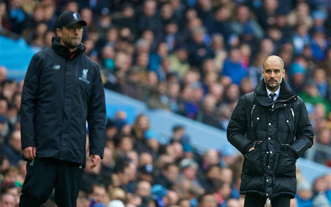 The Pressure Is Back On Manchester City – Which May Help Liverpool