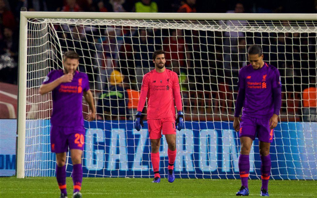 Red Star Belgrade 2 Liverpool 0: Match Ratings