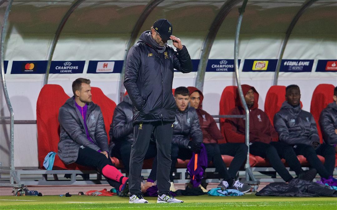 Red Star Belgrade 2 Liverpool 0: Match Review