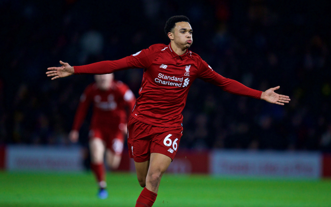 Trent Shows Why His One-Club Claims Should Be Music To Liverpool's Ears