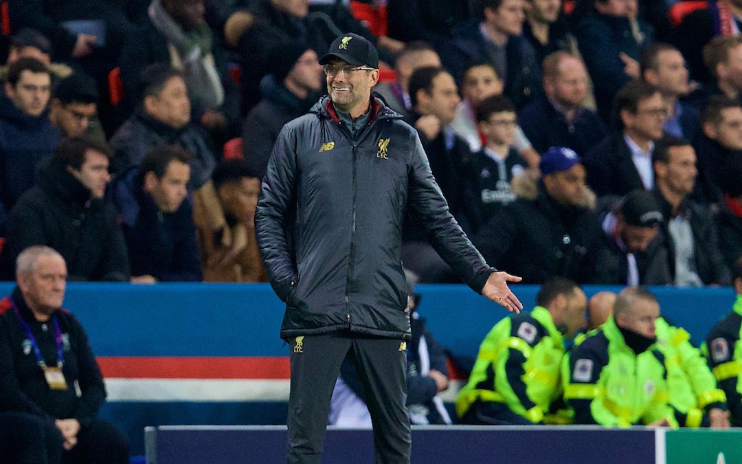 Paris Saint-Germain 2 Liverpool 1: The Review