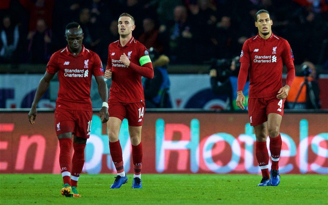 Paris Saint-Germain 2 Liverpool 1: The Match Ratings