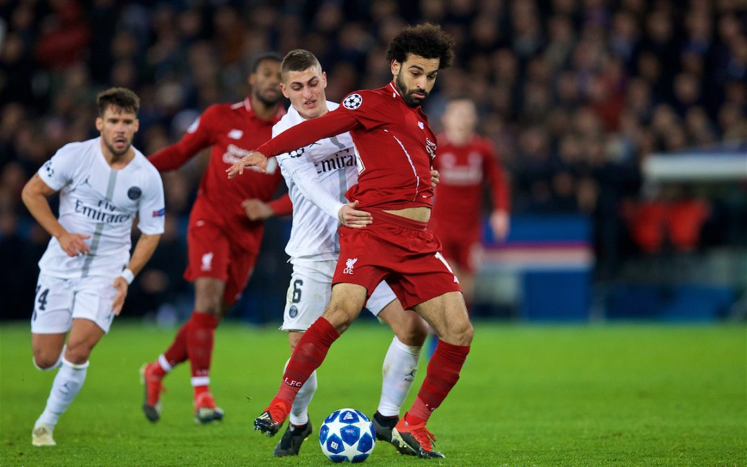 Paris Saint-Germain 2 Liverpool 1: The Match Review