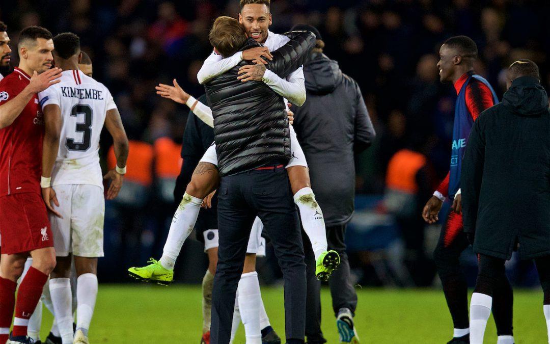 Paris Saint-Germain 2 Liverpool 1: The Post-Match Show
