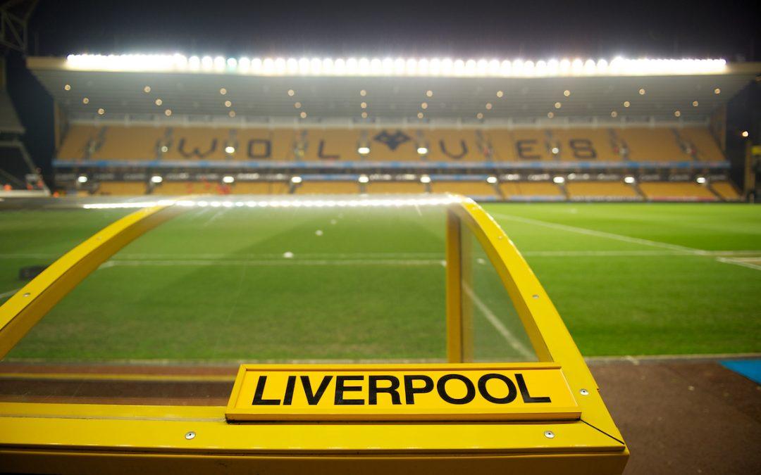 Wolverhampton Wanderers v Liverpool – The Team Talk